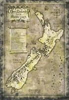 Carte seigneur des anneaux