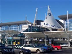 L'aéroport d'Auckland