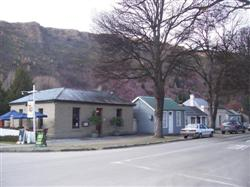 La ville de Arrowtown