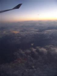 avion vol vers la nouvelle-zelande
