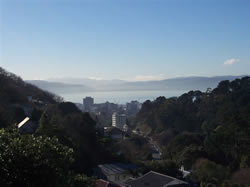 La baie de Wellington