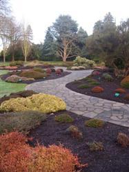 Le botanic garden à Christchurch