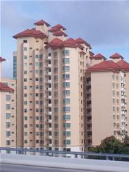 Les immeubles de Singapour