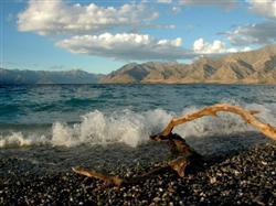 Le lac Hawea