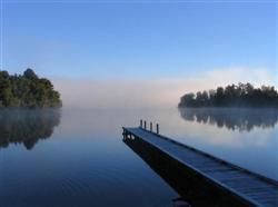 Le lac mapourika
