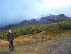 Le mont Egmont