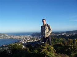 Le sommet du Mont Victoria à Wellington