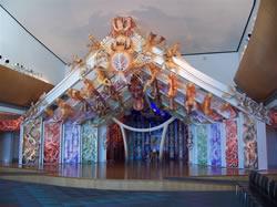 maison Maori art moderne