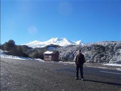 Le Mt Ruapehu