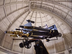 l'observatoire National de Nouvelle-Zélande