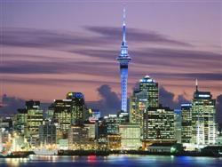 La ville d'Auckland