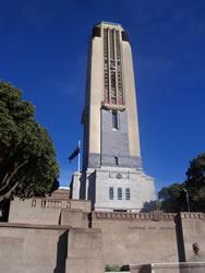 Le mémorial de la guerre à Wellington