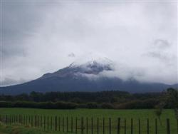 Photo du Mont Taranaki