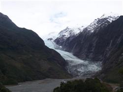 le Franz Joseph Glacier
