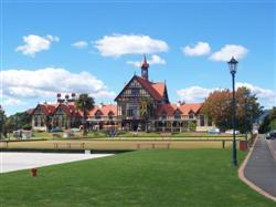Les photos du Musée de Rotorua