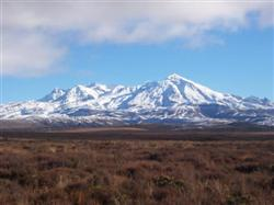 L'éruption du Ruapehu