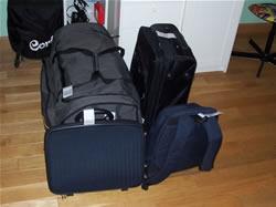 preparation des sacs nouvelle-zelande