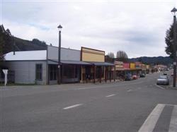 La ville de Reefton