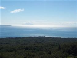 Le sommet de Rangitoto